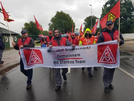 """""""… es ist praktisch unmöglich seinen Aufgaben umfassend nachzukommen, ohne die Unterstützung der Gewerkschaft in Anspruch zu nehmen"""""""